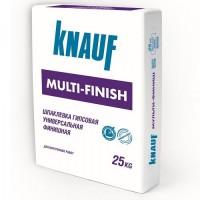 Knauf цемент мульти-финиш 25 кг. БЕЛЫЙ