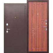 Дверь входная металлическая Гарда Рустикалный дуб