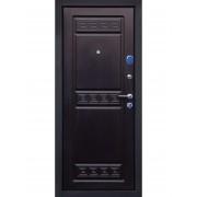 Дверь входная металлическая Афина Венге (правая)