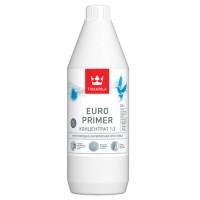 Грунтовка Водоразбавляемая укрепляющая акриловая Euro Primer