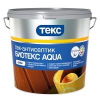 Лак-антисептик Биотекс Aqua Профи