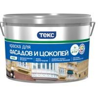 Краска для фасадов и цоколей Профи