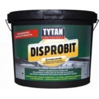 Disprobit Битумно-Каучуковая Дисперсионнаямастика для ремонта крыш и гидроизоляции
